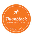 Find Us On Thumbtack